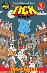The tick comics